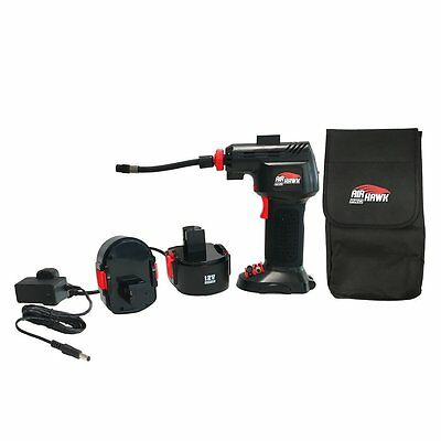 Air Hawk Pro Cordless Air Compressor Improved Version Lithium Battery