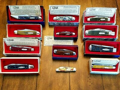 Case Classic Knife - VERY RARE - ONLY 1 OF 25 • $158.50