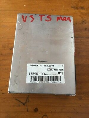 Commodore VS Manual 5 speed Borg Warner V6 3.8 Litre ECU Tested Working BSTJ