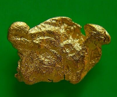 Gold Nugget  1.97 Grams Australian Natural High Purity