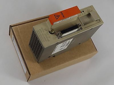 Siemens 6ES5 521-8MA21 Serial Interface Unit + 8K Memory Module