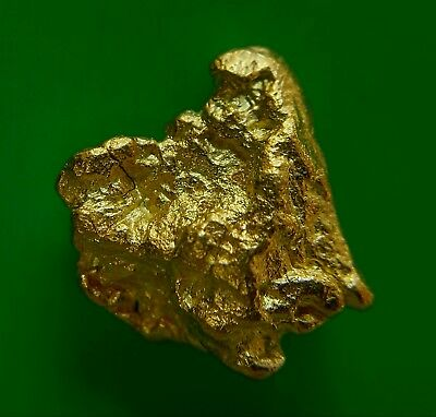 Gold Nugget  2.04 Grams Australian Natural High Purity