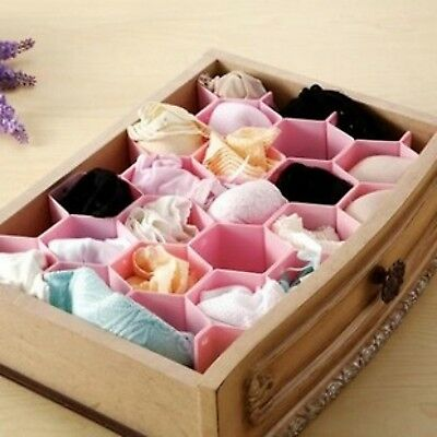 HONEYCOMB DRAWER ORGANIZER , Buy 2 Get 1 Free, UK Stock, Quick Dispatch