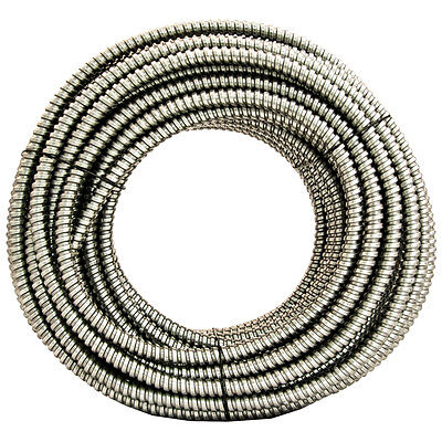 Southwire Metallic Electrical Aluminum Conduit Commercial Flex 100ft Grade New