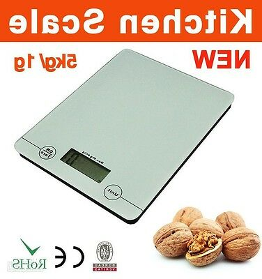 NEW 5kg/1g Electronic Digital Kitchen Scale Postal Scales FREE DELIVERY