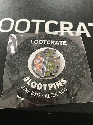 Loot Crate Exclusive Pin (Alter-Ego) June 2017