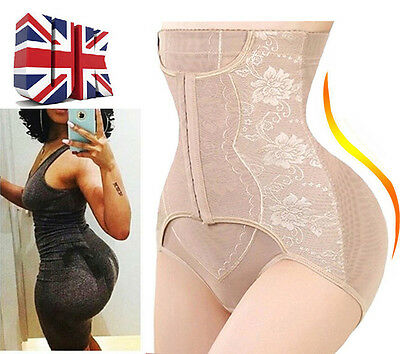 High Waist Tummy Control Girdle Panty Body Trainer Shaper Butt Lifter Knickers
