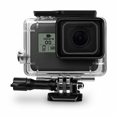 For GoPro Hero 5 Camera Accessories New 45m Diving Waterproof Housing Case Black