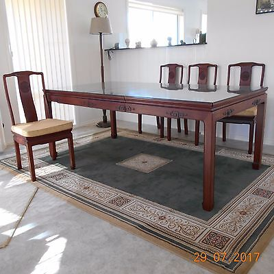 6 Seat Chinese Dining Table
