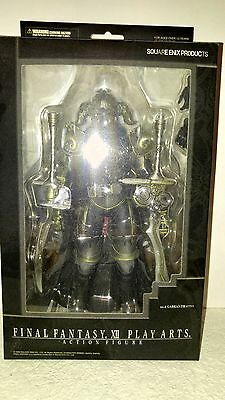 Square Enix Final Fantasy XII No. 4 Judge Gabranth Play Arts Figure Opened 2006