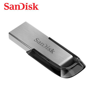 SanDisk Ultra Flair 16GB 32GB 64GB Flash Pen thumb Drive High Speed up to 150MBs