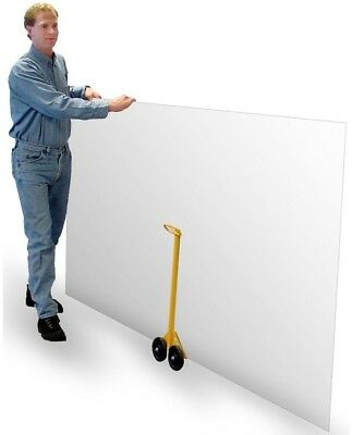 Panel Handler Dual Wheels Roll Large Load Heavy Objects Doors Drywall Plywood