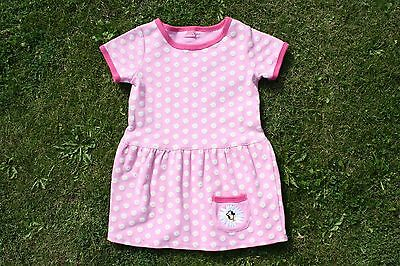 childrens, girls brand new dresses and T-shirts,pink, daisy/cow 6 mnth to 5 yrs