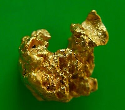 Gold Nugget  2.17 Grams Australian Natural Gold High Purity