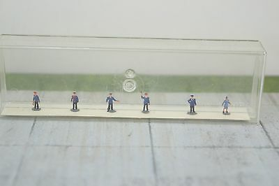 Merten 908 Railroad Staff Figures  Z Scale