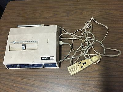 Vintage Stenocord 270 Dictation machine ~ As-is Untested