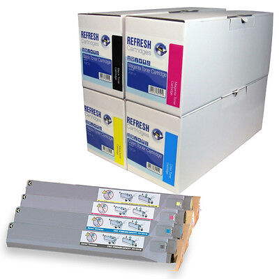 Refresh Cartridges 1619 (80/79/78/77) 00 Toner Compatible With Xerox Printers