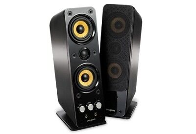 Creative GigaWorks T40 Series II Speakers, 2 channel, Power Rating: 32W RMS, Spe