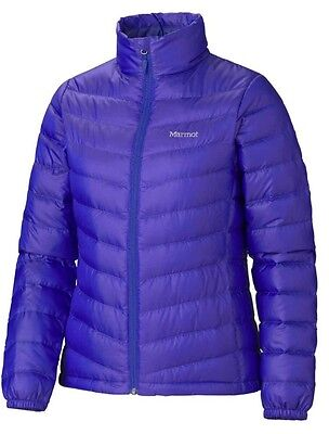Women's Down Marmot Jacket Size S (800 Fill!)