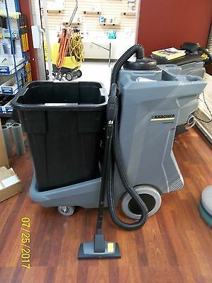 Slightly used ECO T11 Bp Liner CartVac Janitor Professional Mobile vacuum Caddy