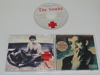 Shane Macgowan And The Popes The Snake Sheet Music