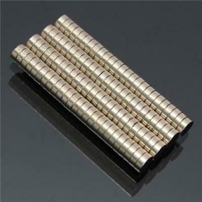 5mm x 1mm Tiny Neodymium Disc Magnets N50, New, Super Strong! -100 or 500 pcs
