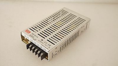 Mean Well Sp-75-7.5 Power Supply Input 100-240 Vac  1.3A Dc Output 7.5V 10A