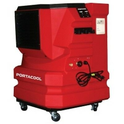 Port-A-Cool PACSNCY1EA Portacool CYCLONE 3000 (Red)