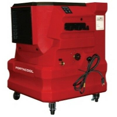 Port-A-Cool PACSNCY2EA Portacool CYCLONE 2000 (Red)