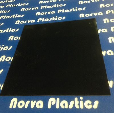 "G10 Black Phenolic Sheet - 3/4"" x 12"" x 18"""
