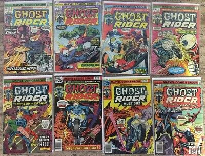 Collectibles Comics Bronze Age/Modern Age Super Heroes GhostRider