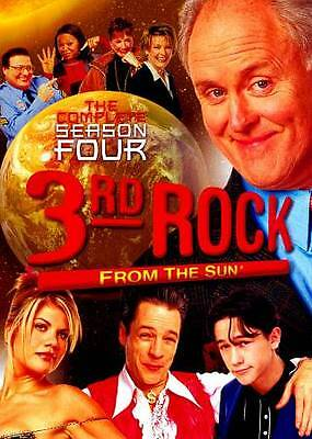 3rd Rock From the Sun: The Complete Season Four DVD