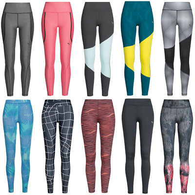 PUMA Sport Speed Clash Tight Damen Leggings Training Fitness Running Tights neu