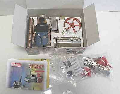 AU-SPECIAL: Wilesco D5 TOY STEAM ENGINE KIT - SEE VIDEO - NEW - MADE IN GERMANY