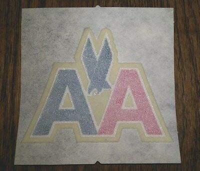 """Vintage American Airlines AA Patch 3-1/2"""""""