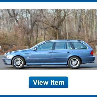 2002 BMW 5-Series Base Wagon 4-Door 2002 BMW 525i Wagon Super Low 74K Miles Serviced Cold Weather Package CARFAX!