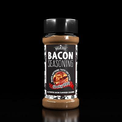 Smoky BBQ Bacon Seasoning  - Now from SIR BBQ