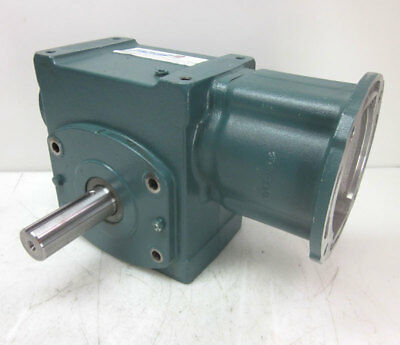 NEW Dodge Tigear 40:1 Worm Gear Gearbox Speed Reducer 2324-lb-in 2-Hp 30A40L14FH