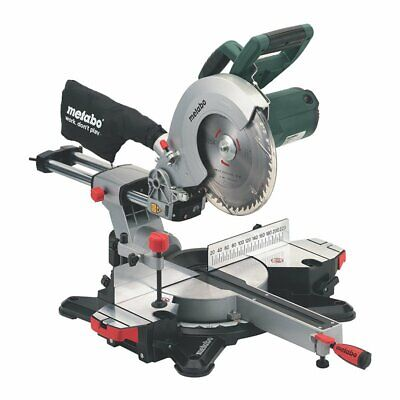 Metabo 1800W 254mm Sliding Compound Mitre Saw KGS 254 M 602540190
