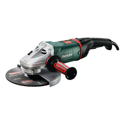 Metabo 2400W Angle Grinder 230mm Automatic Safety Stop WE 24-230 MVT Q 606470190