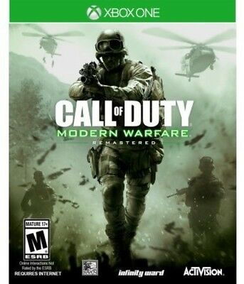 Call of Duty: Modern Warefare - Remastered for Xbox One [New Xbox One] Rmst