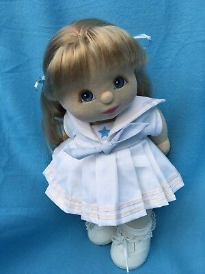 Doll Is Not Included! Authentic Dress And Knickers Only!