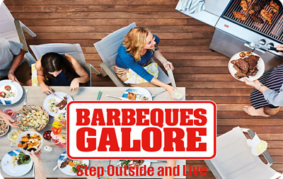Barebeques Galore Gift Card $100