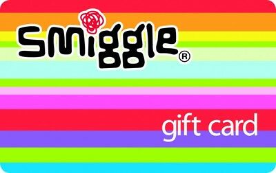 SMIGGLE Gift Card $40