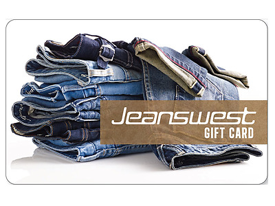 Jeanswest Gift Card $50
