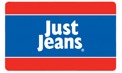 Just Jeans Gift Card $100
