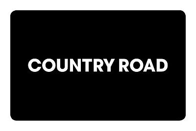 Country Road Gift Card $50