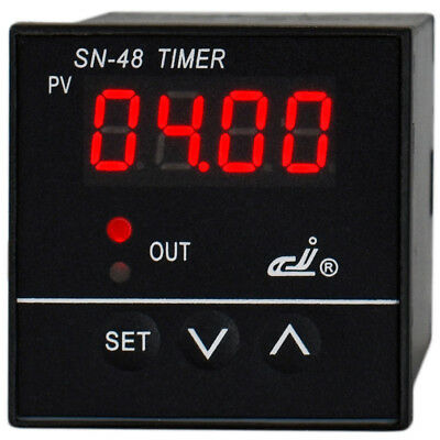 MULTIFUNCTIONAL TIMER time switch Delay Time Relay Cycle On/Off Switch Module