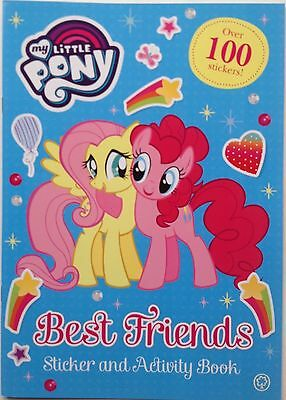 My Little Pony Sticker and Activity Book - Best Friends
