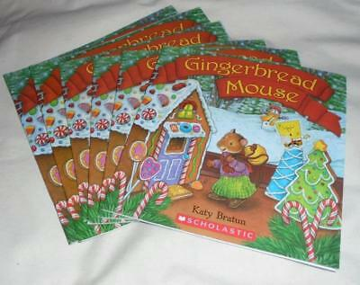 Guided Reading: Set of 6 Gingerbread Mouse picture books